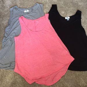 3 Old Navy Shirt Bundle